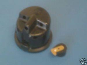 MG Midget Side Entry Distributor Cap & Rotor Arm - GDC102 / GRA101